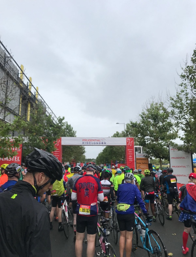 100 mile bike ride for crohn's and colitis awareness Image